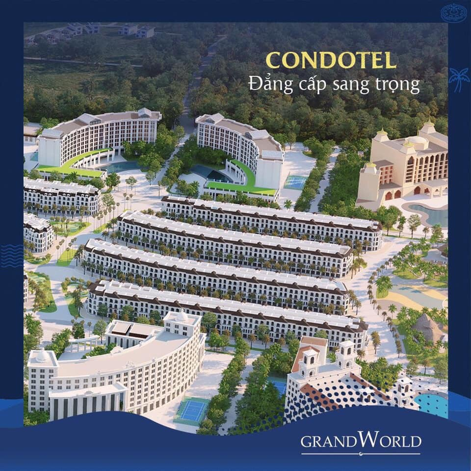 Condotel Grand World Phu Quoc